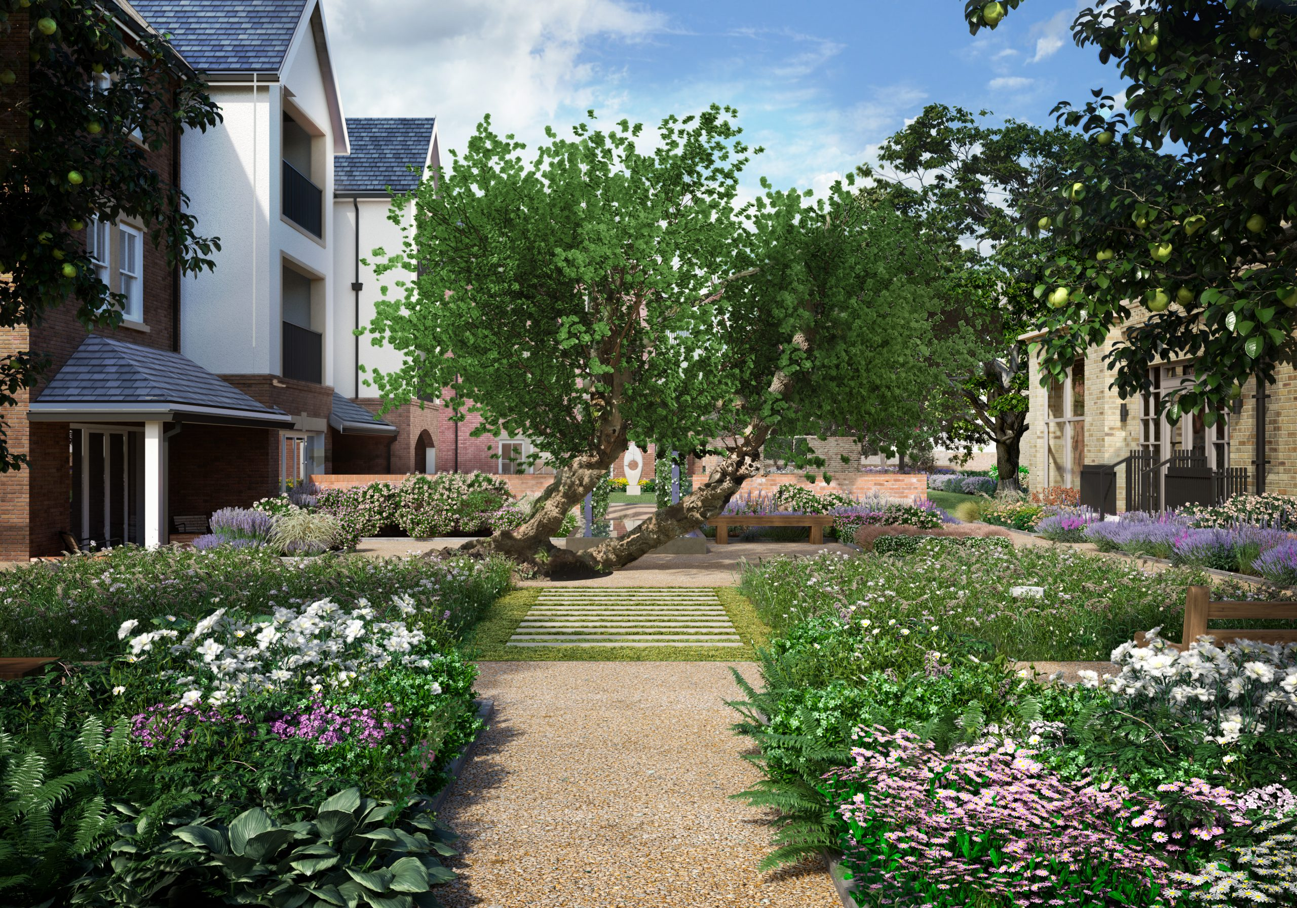 Mulberry Court Gardens