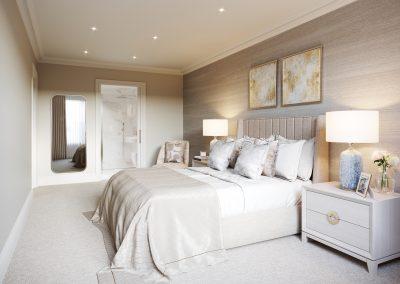Mulberry Court, bedroom
