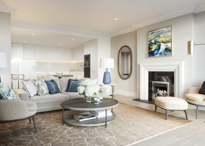 Mulberry Court, lounge